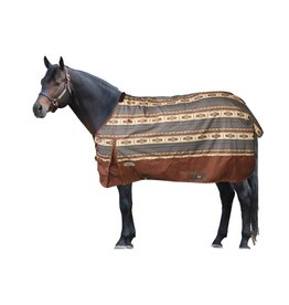 "Blanket* Winter 1200D turnout Navajo 78"" 310001-45/78"