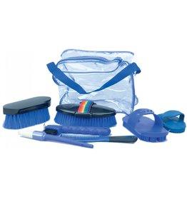 Grooming kit w/bag blue 374472-40