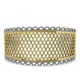 JewMontana - BC - Honeycomb Western Lace Cuff - BC4960