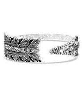 JewMontana - BC - Timber Ridge Arrow Cuff - Silver - BC4885
