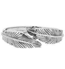 JewMontana - BC - Wrapped Within Crystal Feather - BC4963