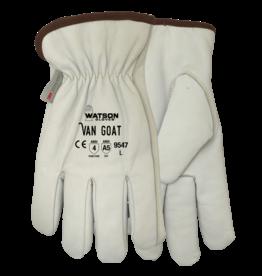 Watson Gloves GlovesVan Goat (goat skin) Fencing Gloves w/Kevlar liner - XL 547