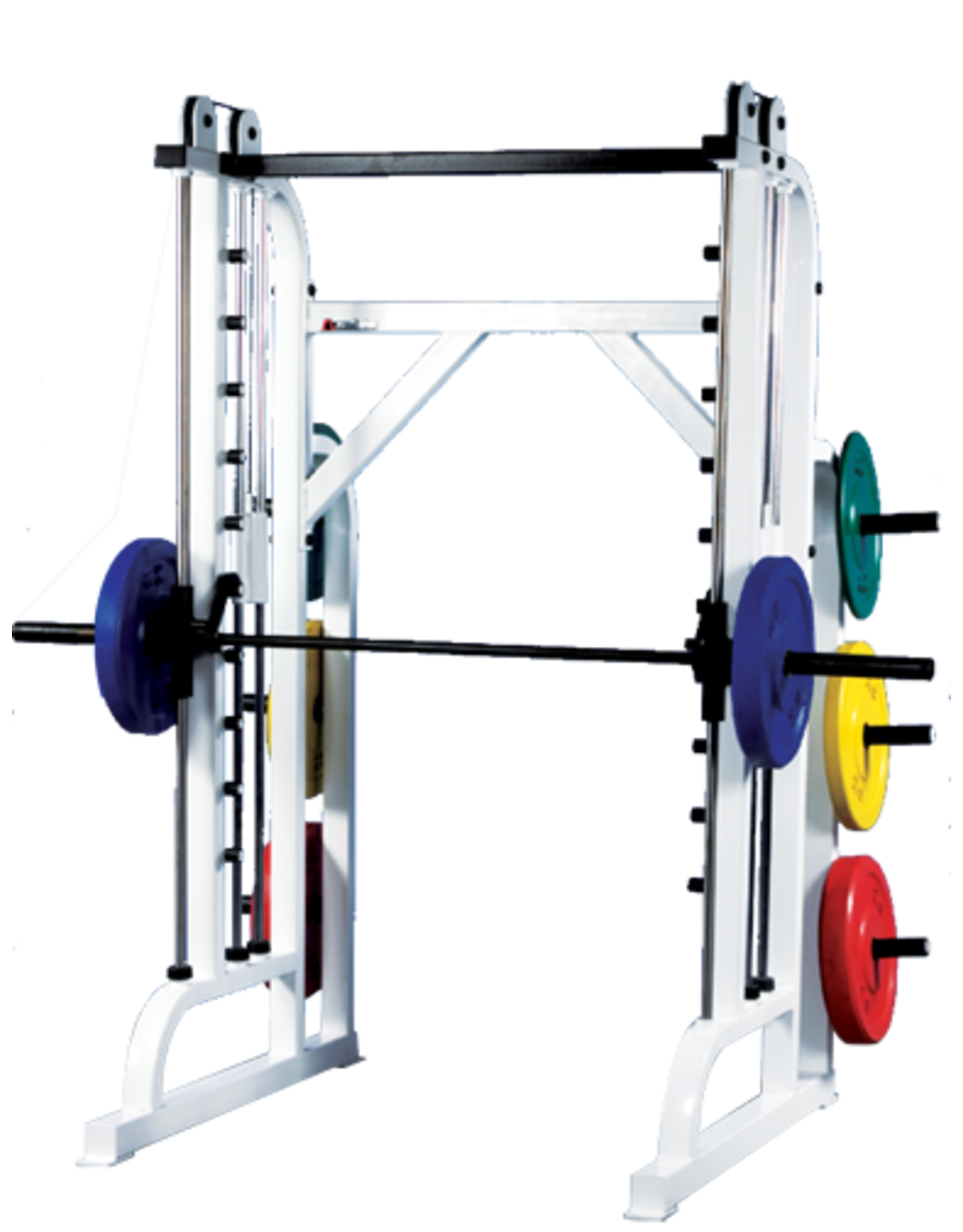 PROMAXIMA PROMAXIMA Heavy Duty Smith Machine With Linear Bearings