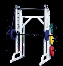 PROMAXIMA PROMAXIMA - Heavy duty Smith Machine  w/linear bearings