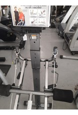 Total Gym Total Gym 1800 Club with (7) Attachments