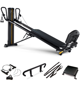 Total Gym Total Gym ELEVATE Encompass Pilates Package