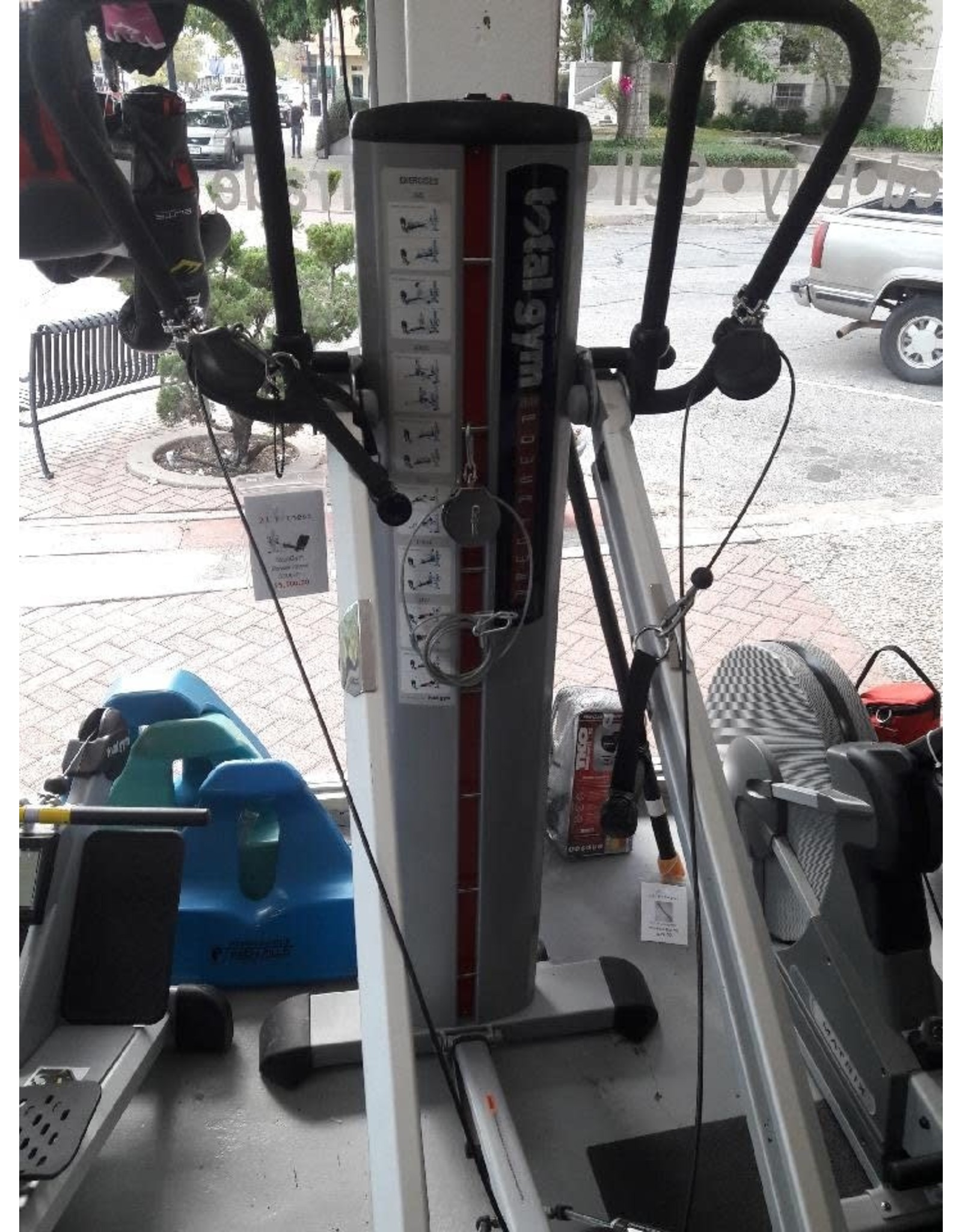 Total Gym Total Gym  - Power Tower- Gravity Fitness Training Commercial System 5300-01