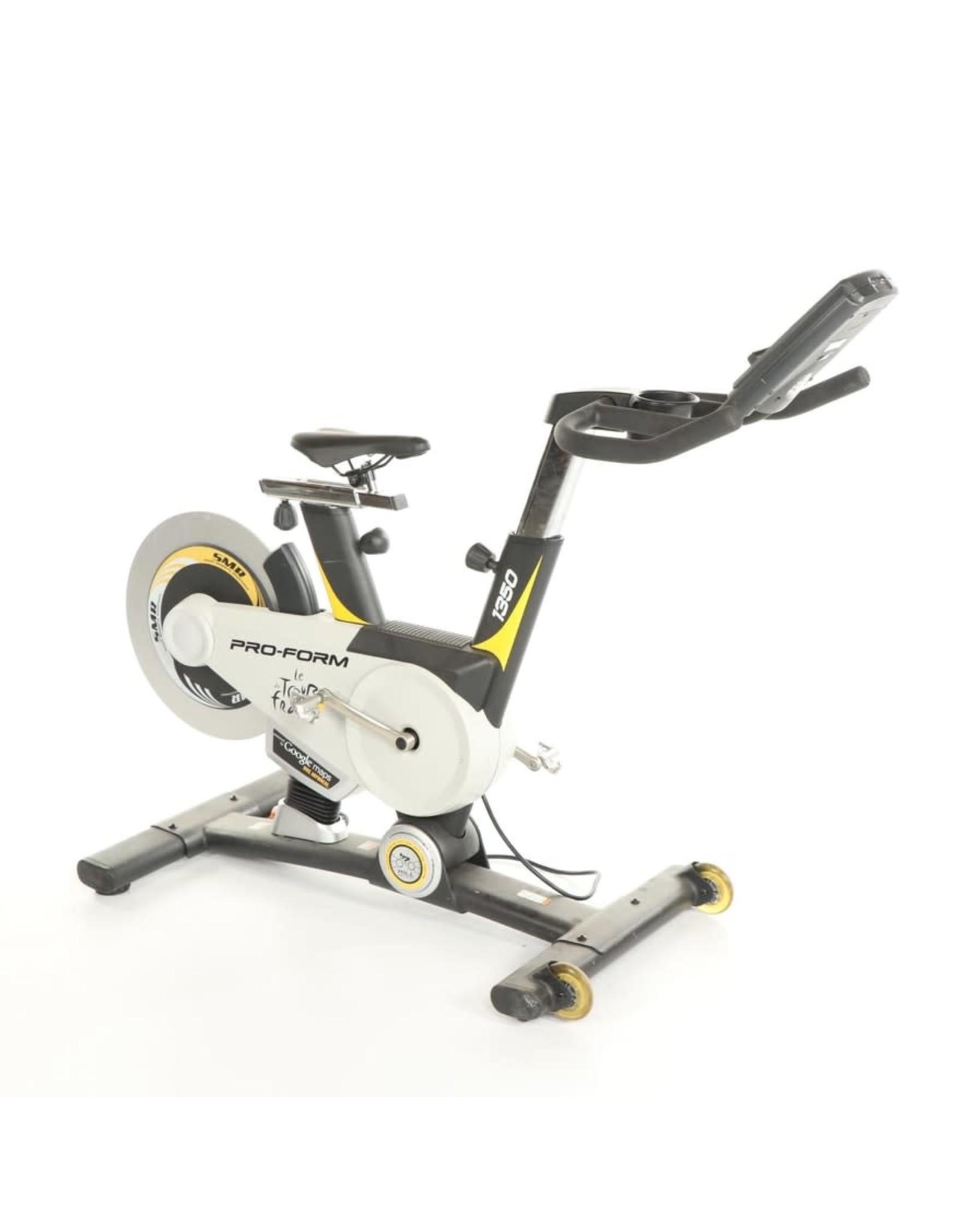 Proform Proform Le Tour De France 1350 Gen2 Upright Bike