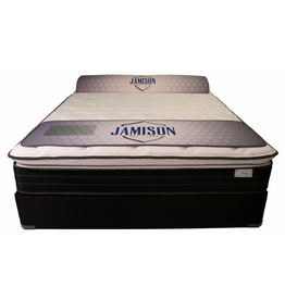 JAMISON BLACKSTONE PILLOW TOP QUEEN SET