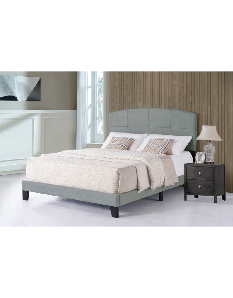 HILLSDALE SOUTHPORT HB/FT SET, QUEEN