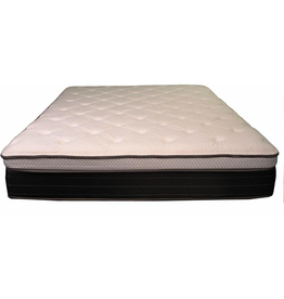JAMISON ENVOY EURO PILLOW TOP QUEEN SET