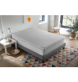 "SLEEP INC SLEEP INC 3"" MATTRESS TOPPER, TWIN XL"