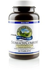 Nature's Sunshine Stomach Comfort (60 chewable tabs)