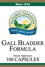 Gall Bladder Formula (100 caps)*
