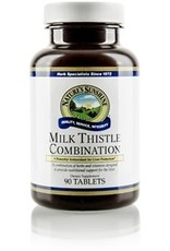 Nature's Sunshine Milk Thistle Combination (90 tabs)*