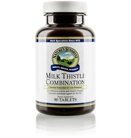 Nature's Sunshine Milk Thistle Combination (90 tabs)
