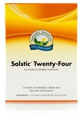 Nature's Sunshine Solstic Twenty-Four (1 packet) single