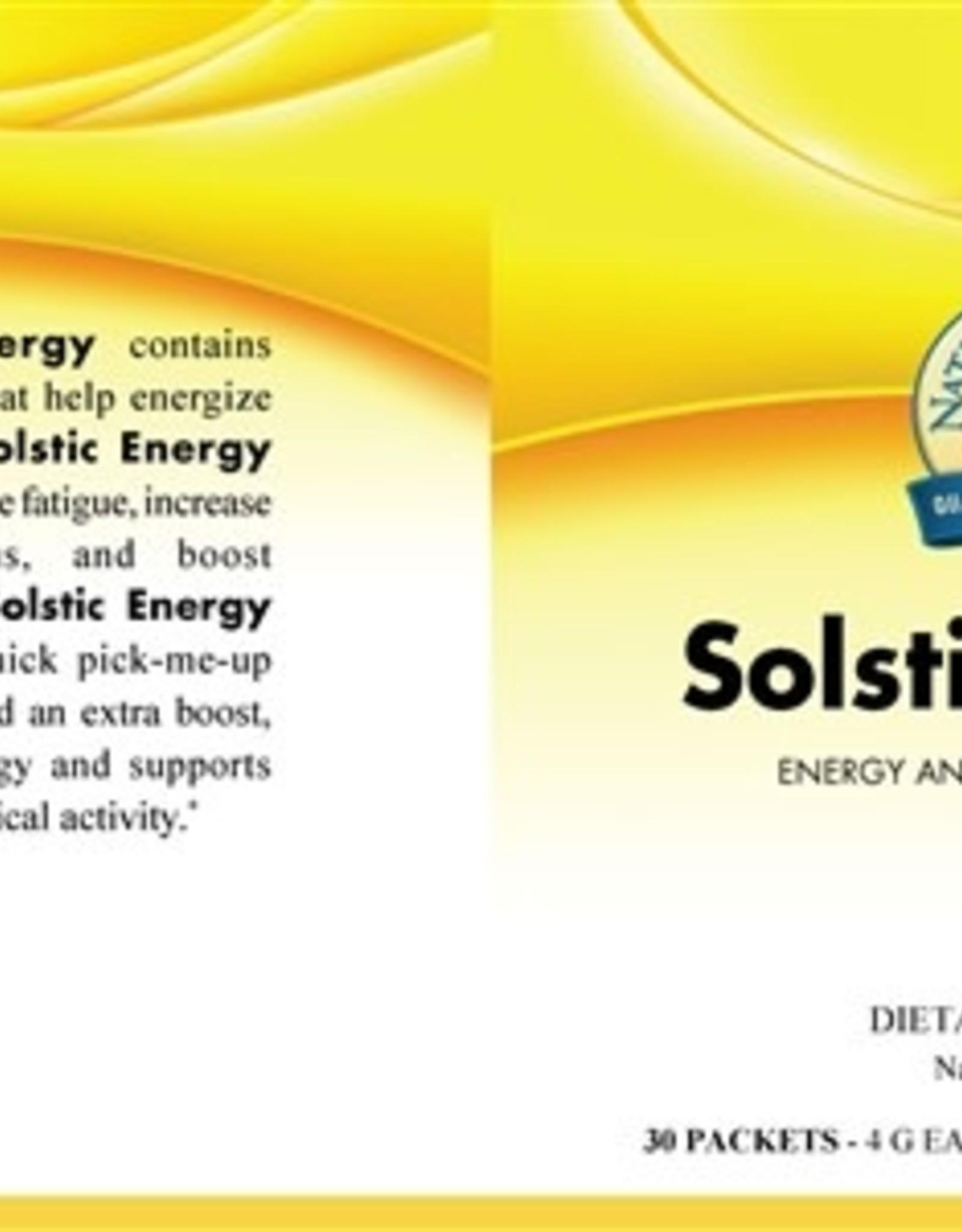 Nature's Sunshine Solstic Energy (1 packet) single