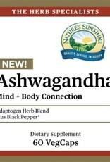 Nature's Sunshine Ashwagandha (60 veg caps)*