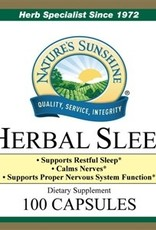 Nature's Sunshine Herbal Sleep