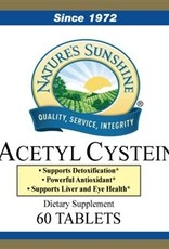 Nature's Sunshine N-Acetyl Cysteine (300 mg) (60 tabs)