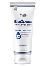 Nature's Sunshine Silver Shield BioGuard Hand & Body Cream (3.4 fl. oz.)