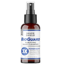 Nature's Sunshine Silver Shield BioGuard Purifying Hand Cleanser