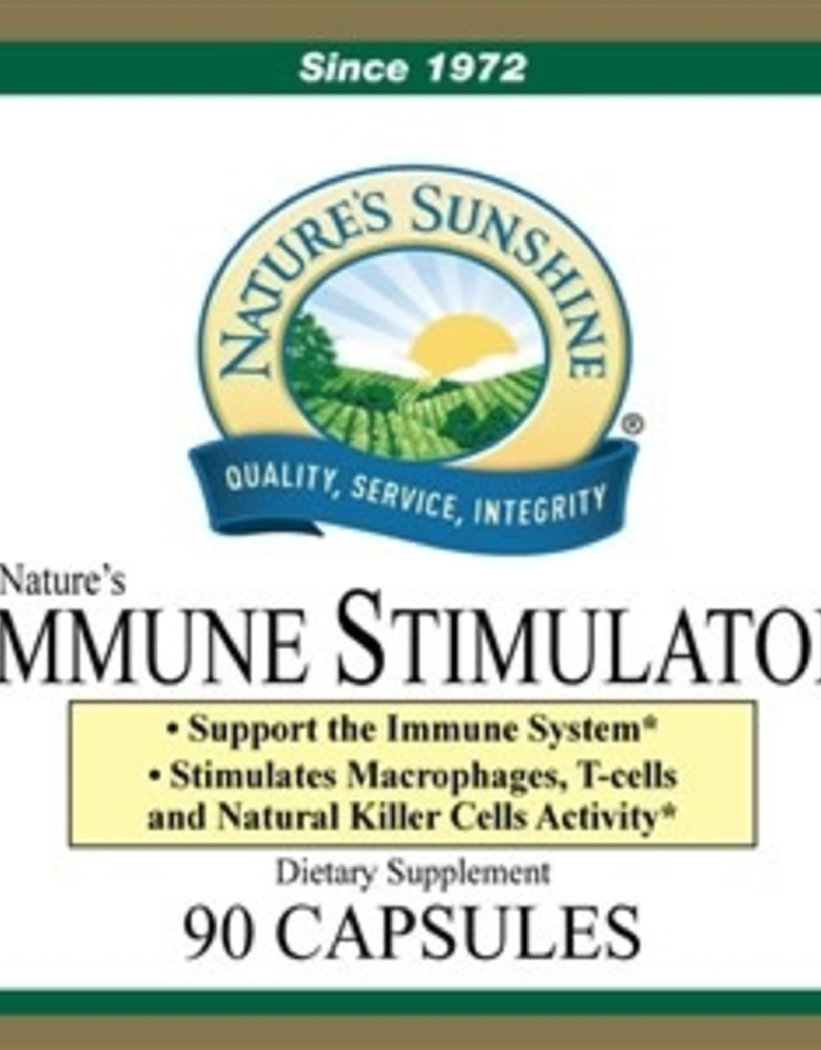 Nature's Sunshine Immune Stimulator (90 caps)