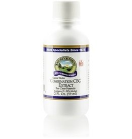Nature's Sunshine Combination CBG Extract (2 fl. oz.) (ko)