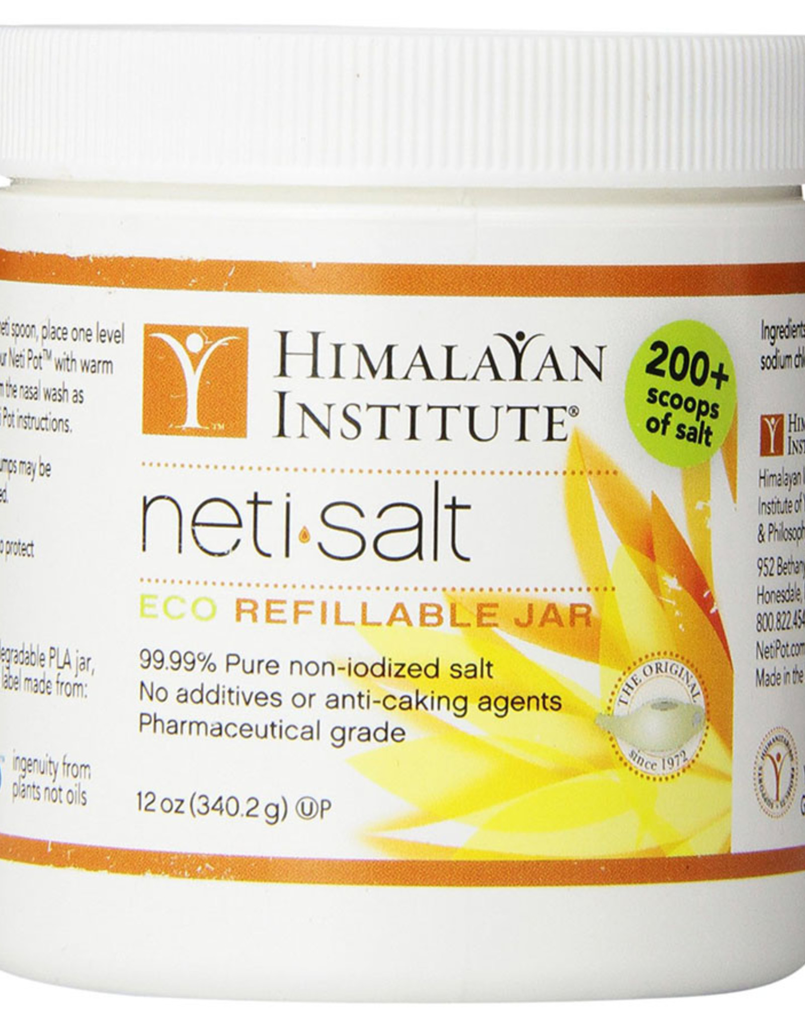 Neti Salt Refillable Jar