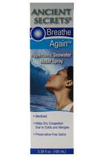 Ancient Secrets Ancient Secrets Hypertonic Nasal Spray