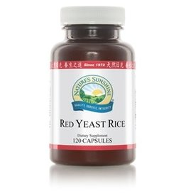 Nature's Sunshine Red Yeast Rice (120 caps) (ko)