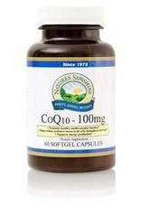 Nature's Sunshine CoQ10-100 mg