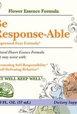 Nature's Sunshine Be Response-Able (Suppressed Fear Formula) (2 fl. oz.)