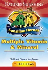 Nature's Sunshine Multiple Vitamin & Mineral (90 soft chews)