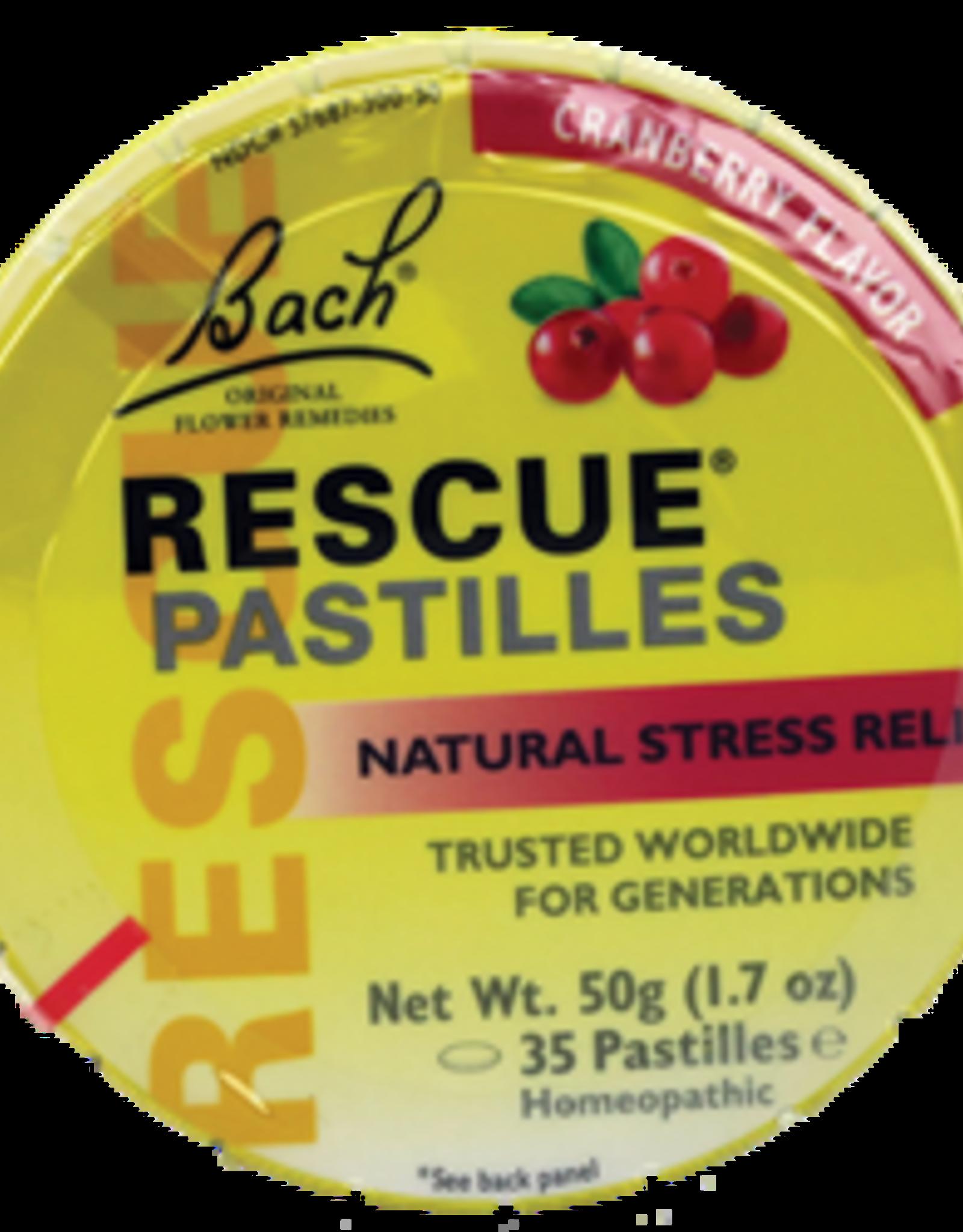 Bach Bach Rescue Pastilles