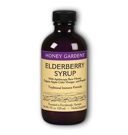Honey Gardens Honey Gardens Elderberry Syrup (4 oz)