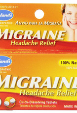 Hyland's Migraine Headache Relief (60 tabs)