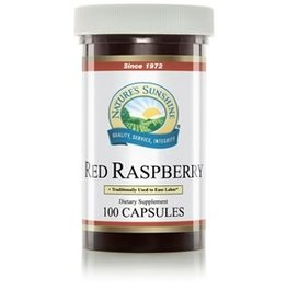 Nature's Sunshine Red Raspberry (100 caps) (ko)