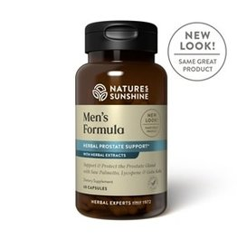 Nature's Sunshine Men's Formula w/Lycopene (60 caps)
