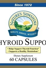 Nature's Sunshine Thyroid Support (60 caps)