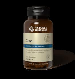 Nature's Sunshine Zinc (25 mg) (150 tabs)