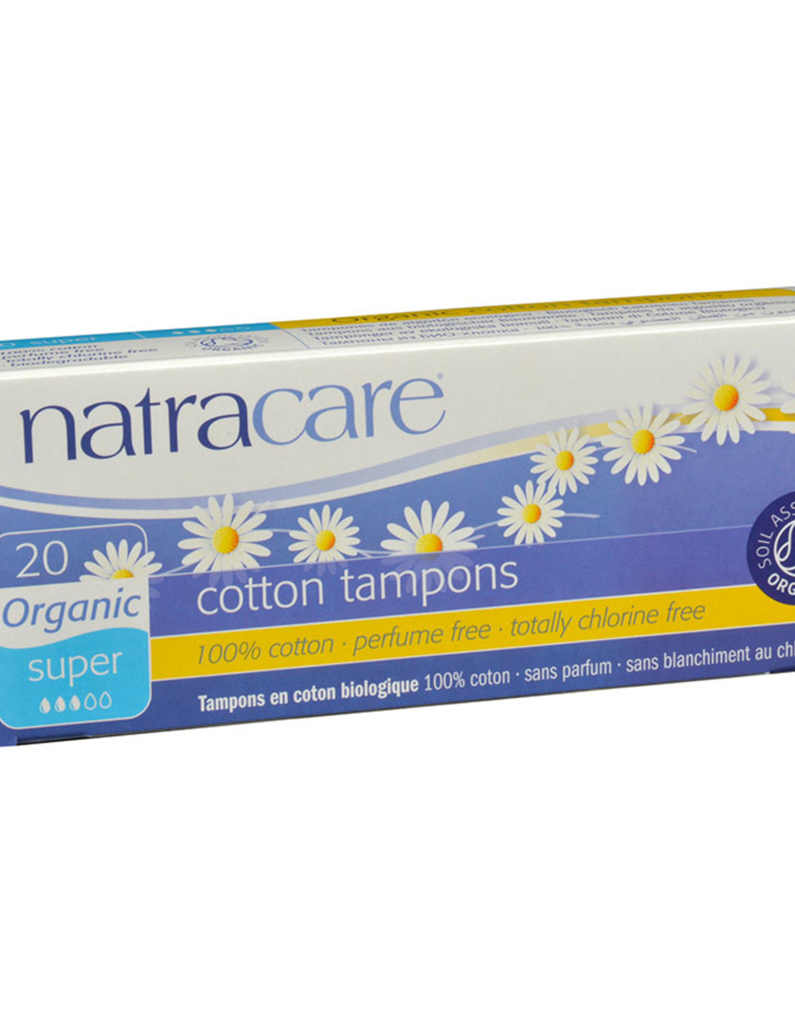 Natracare Natracare Tampons