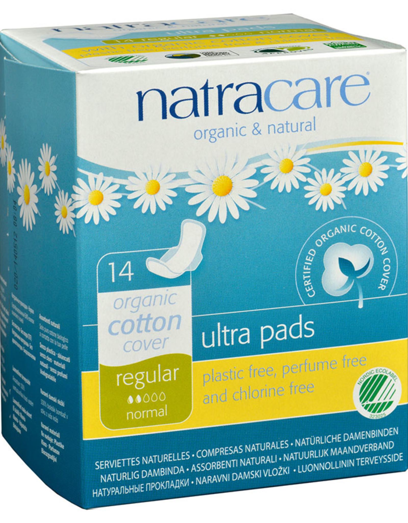 Natracare Natracare Ultra Pads