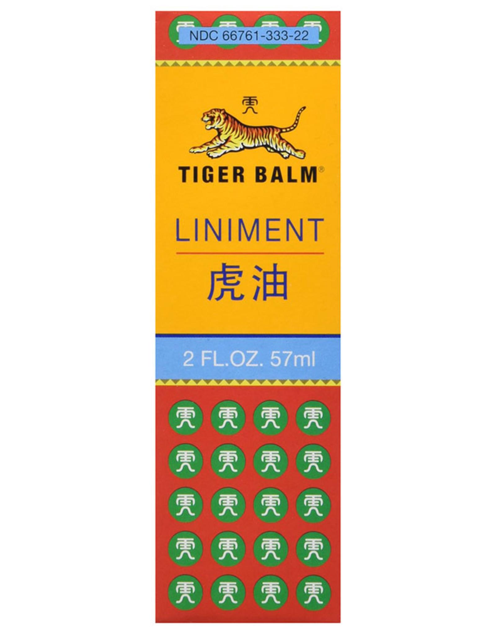 Tiger Balm Tiger Balm Liniment