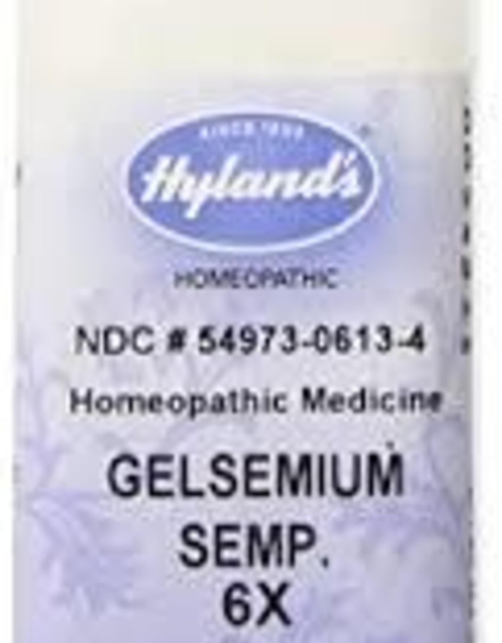 Hyland's Gelsemium Semp.