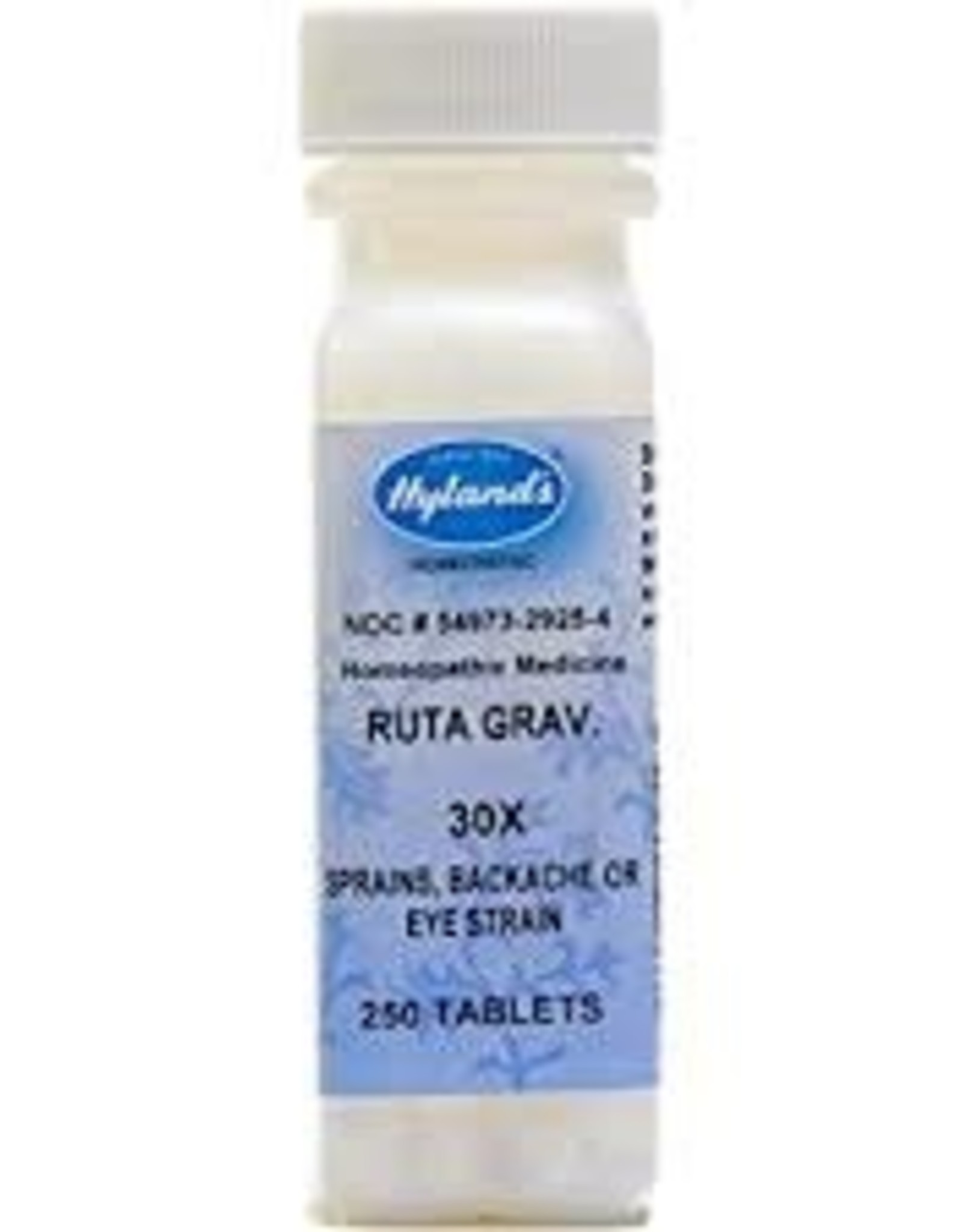 Hyland's Ruta Grav.