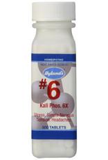 Hyland's #6 Kali Phosphoricum 6x