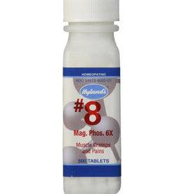 Hyland's #8 Magnesia Phosphorica 6x