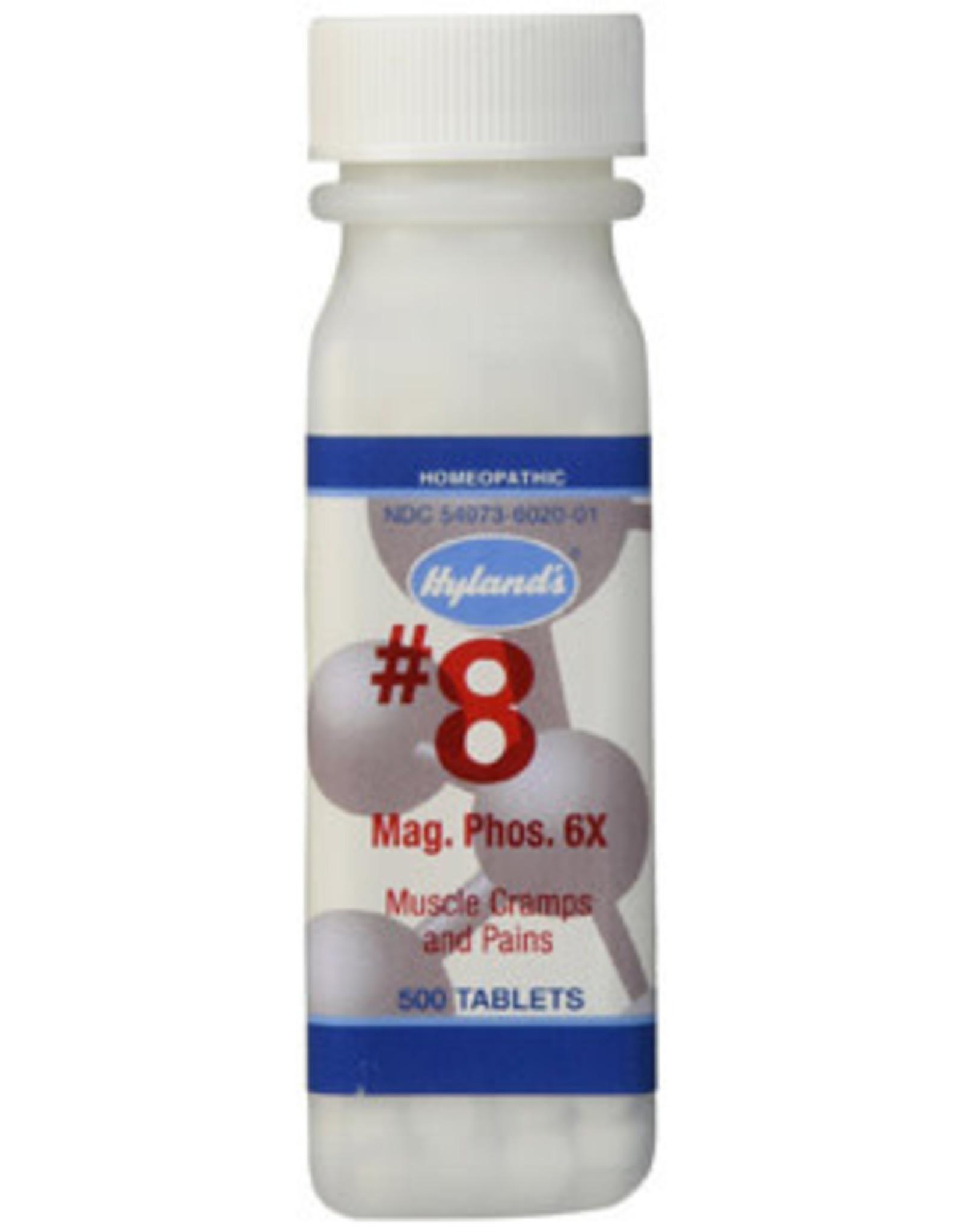 Hyland's #8 Magnesia Phosphorica